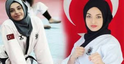Due to the Politics and Secularism of the State, Taekwondo World Champion is Precisely Criticized for Hijab