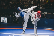 Iran, Azerbaijan, USA & Chinese Taipei claim gold on day 3 of World Taekwondo Junior Championships