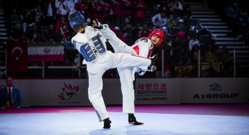 Taekwondo Qualification Tournament for 2018 Youth Olympics, 2018 World Junior Championships, to kick off in Tunisia in April